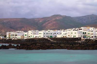 Punta Mujeres - Lanzarote Poster
