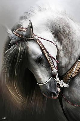 Pura Spanish Elegance Poster