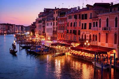 Pure Romance, Pure Venice Poster