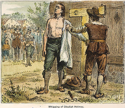 Puritans: Punishment, 1651 Poster