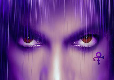 Purple Rain Purple Rain Poster
