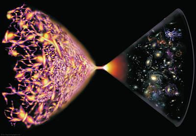 Quantum Cosmos Poster