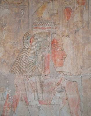 Queen Ahmose Poster by Richard Deurer