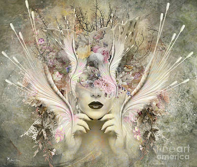 Queen Flora Poster