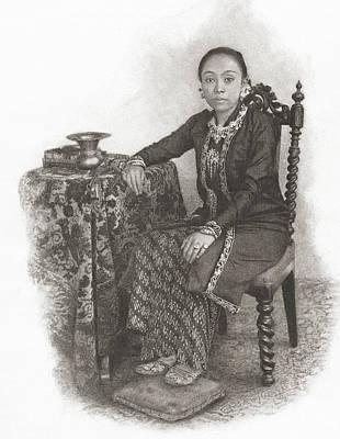Queen Gusti  Gkr  Hemas, Consort Of Poster