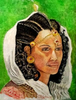 Queen Hephzibah  Poster