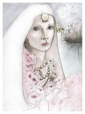 Queen Semiramis, Wedding Picture Poster