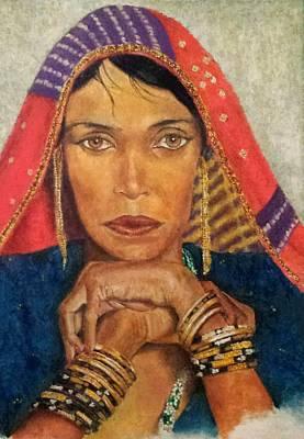 Queen Tahpenes  Poster