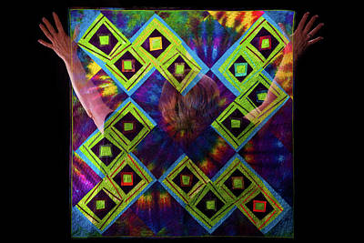 Quilt Spirit Poster by Scott Sawyer