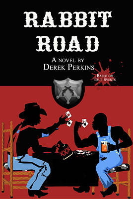 Rabbit Road Official Cover Poster by The Perkins Gallery