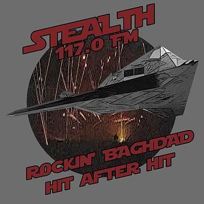Radio Baghdad Poster