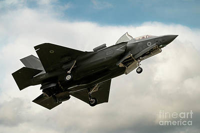 Raf F35 Lightning II Poster