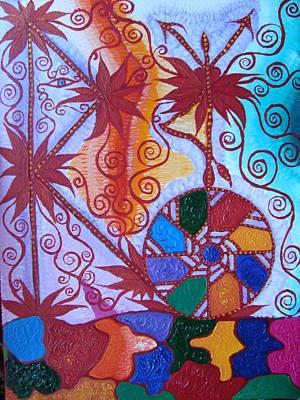 Raido, Rhytm , Dance Poster