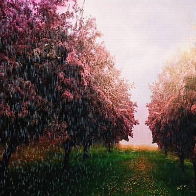 Rain On Imagination Poster