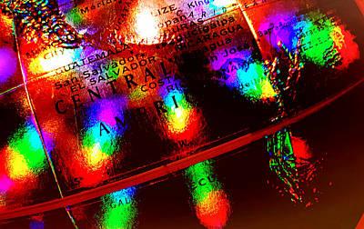 Rainbow Gestalt Poster by James Stoshak