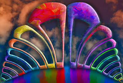 Rainbow Hill Poster
