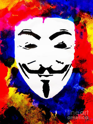 Rainbow Revolt Poster