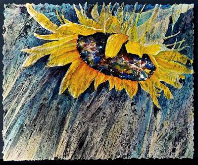 Rainswept Poster by Carolyn Rosenberger