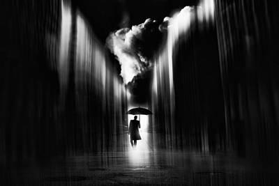 Rainwaker Poster by Stefan Eisele