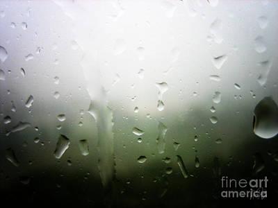 Rainy Day Poster by Alina Davis