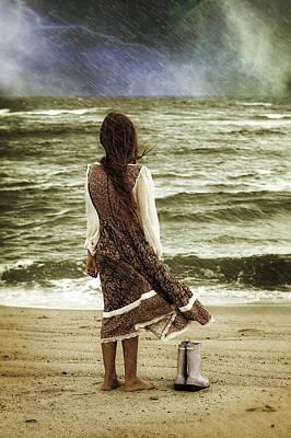 Rainy Day Poster by Joana Kruse