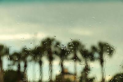 Rainy Daze Poster by Christopher L Thomley