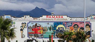 Ramada Kingman Arizona Poster