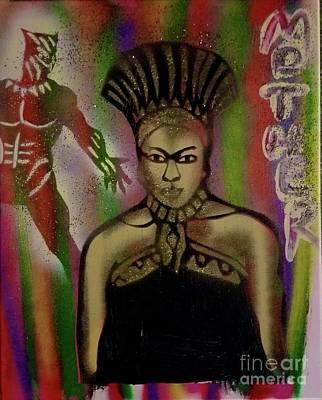 Ramona Panther Mom Poster