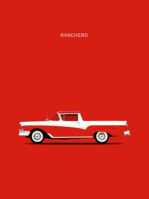 Ranchero 57 Poster