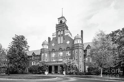Randolph College Main Hall Poster