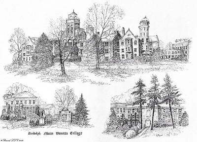 Randolph Macon College Poster