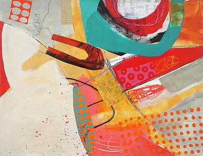 Random Act#3 Poster by Jane Davies