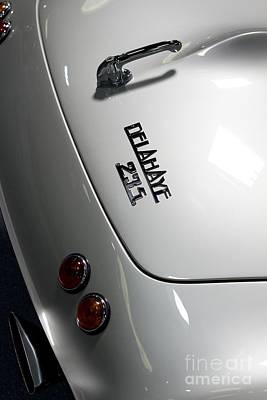 Rare Cabriolet Poster by Jason Abando