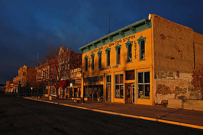 Raton Historic District Poster