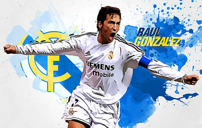 Raul Gonzales Poster