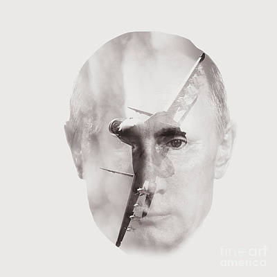 reactive Putin  Poster