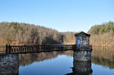 Reading Pa - Antietam Creek Poster by Bill Cannon