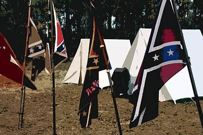 Rebel Camp Poster