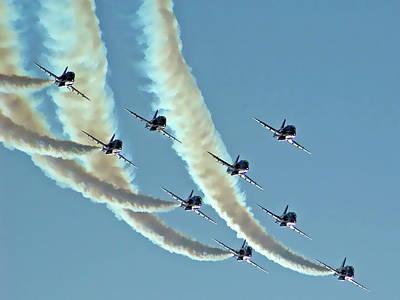 Red Arrows - 2 Poster