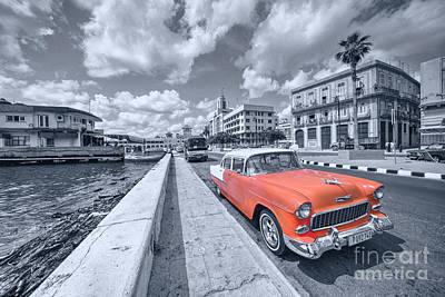 Red Havana Poster