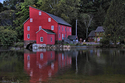 Red Mill Poster