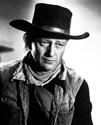 Red River, John Wayne, 1948 Poster