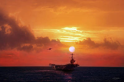Red Sky Recovery Poster