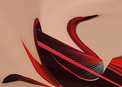 Red Swan Poster