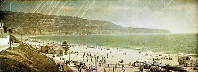 Redondo Beach La Poster