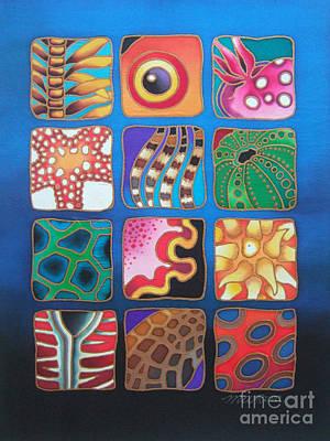 Reef Designs Vii Poster