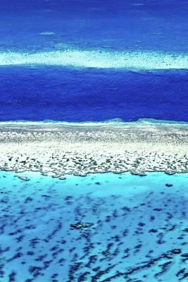 Reefs Edge Poster by Az Jackson