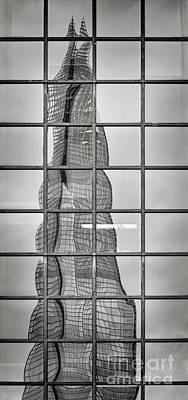 Reflected Shard Poster