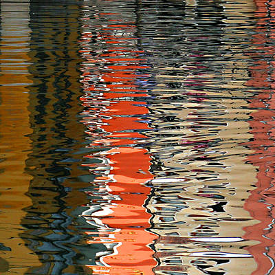 Reflection Abstract 1 Poster