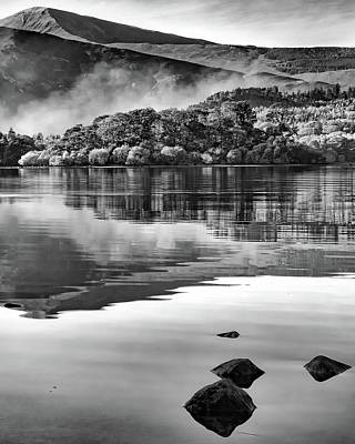 Reflections Of Derwent Poster